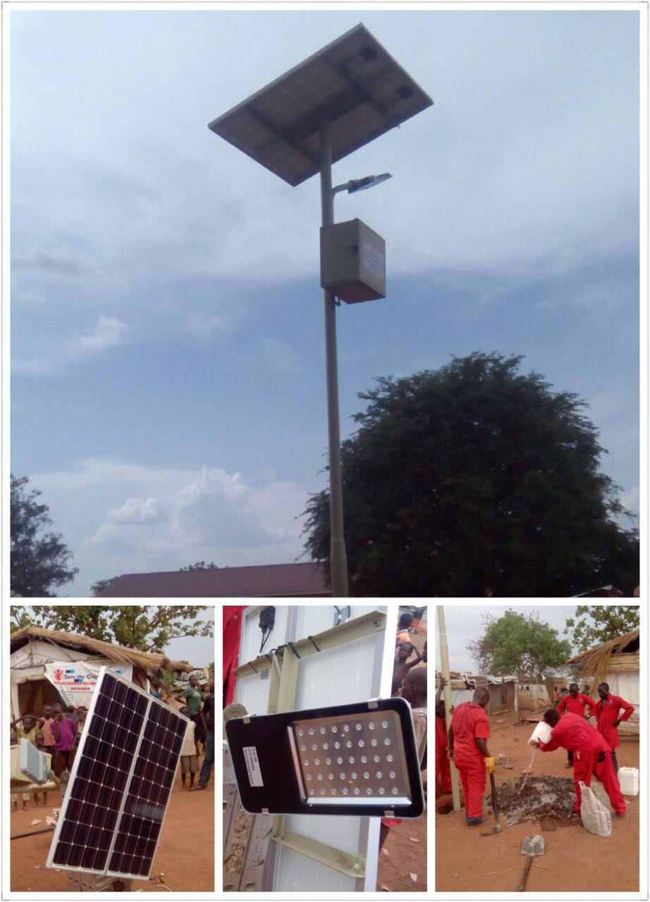 Haotech Solar Led Street Light Project Archives Haotech Group