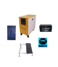 AC solar power system 120w&