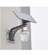 Solar LED garden light-Peach