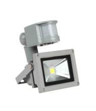 sensor LED flood light