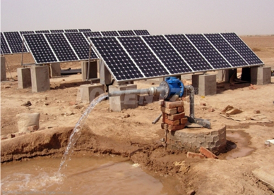 Solar Pump System Project