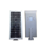 Integrated Solar LED Street Lig