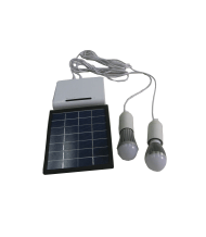 DC solar kit with lithium batte