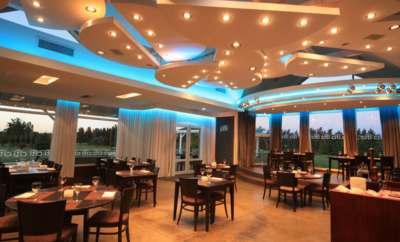 Haotech LED lights for restaura