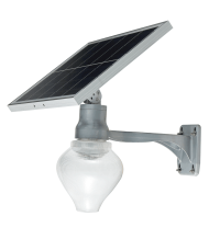 Solar LED Garden Light-Apple li