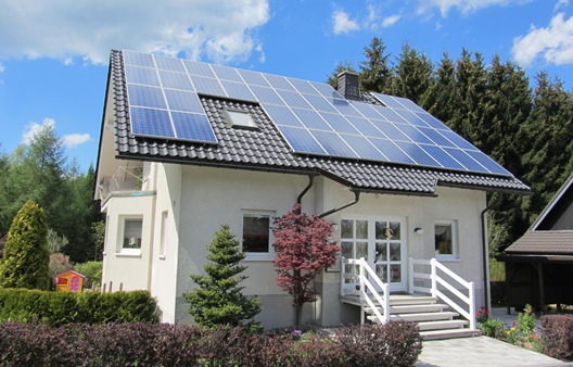 on and off grid Solar Power System