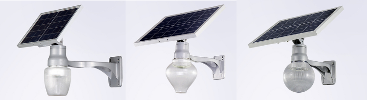 different designs-solar led garden light