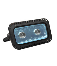 LED flood light glasses design